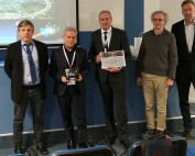 SOMACIS awarded with CERN LHCb Industry Award
